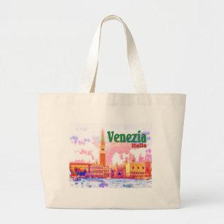 Venezia, Italy Large Tote Bag