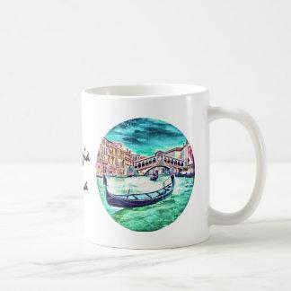 Venezia, Italy Classic White Coffee Mug