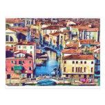 Venezia, Italy Post Card