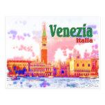 Venezia, Italy Postcards