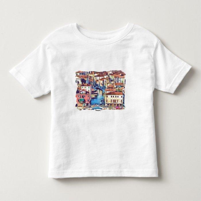 Venezia, Italy Toddler T-shirt