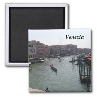 Venezia - 2 inch square magnet