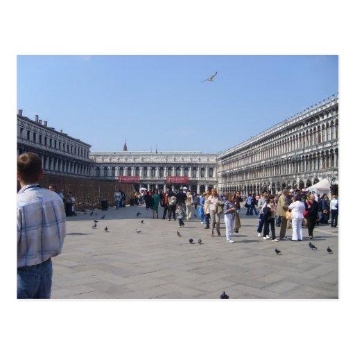 Venezia - postcard