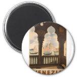 Venezia poster design magnet