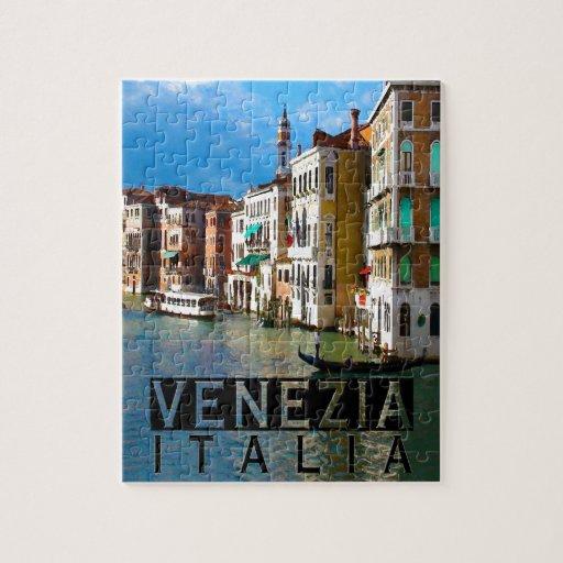 Venezia Rompecabezas