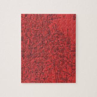 Venezia Rojo Puzzle