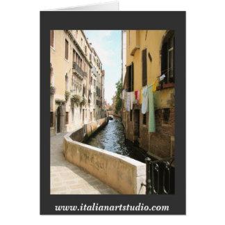 Venezia- Venecia www.italianartstudio.com Felicitacion