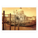 Venezia, Venice Italy Post Card