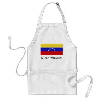 Venezuala Flag Adult Apron