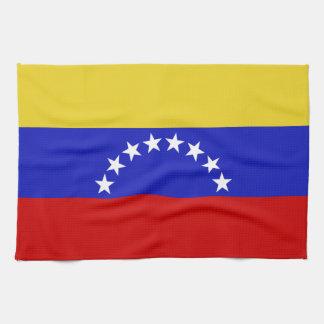 Venezuala Flag Kitchen Towel