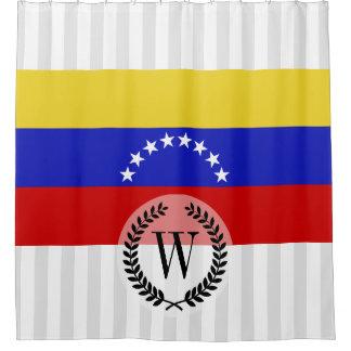 Venezuala Flag Shower Curtain