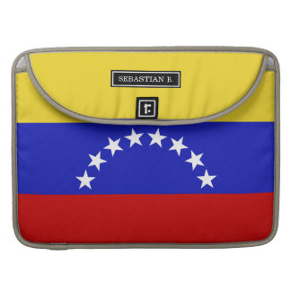 Venezuala Flag Sleeve For MacBooks
