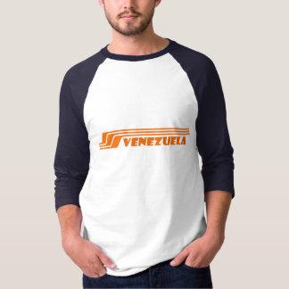 Venezuela 3/4 camisa con mangas