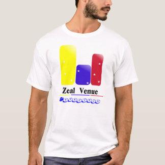 Venezuela anagram brand T-Shirt
