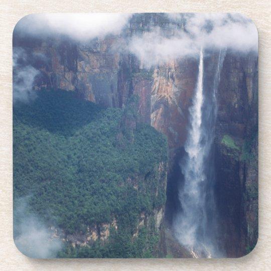 Venezuela, Angel Falls, Canaima National Park Beverage Coaster