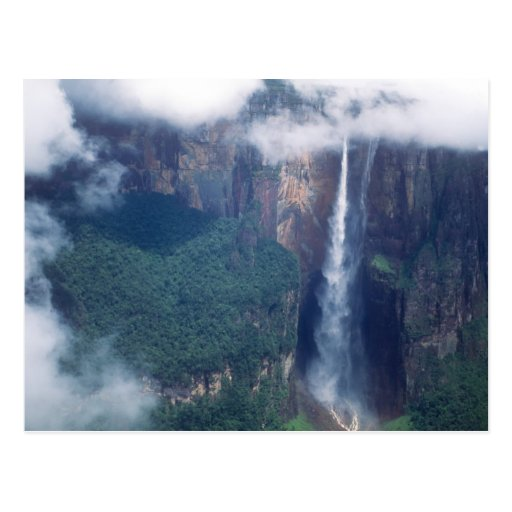 Venezuela, Angel Falls, Canaima National Park Post Cards