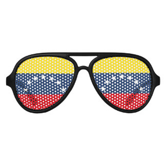 Venezuela Aviator Sunglasses