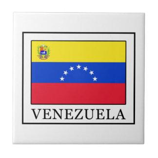 Venezuela Azulejo Cuadrado Pequeño