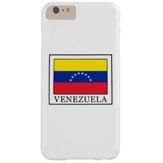 Venezuela Barely There iPhone 6 Plus Case