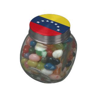 Venezuela Glass Jars