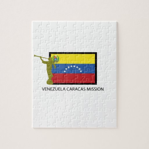 VENEZUELA CARACAS LDS CTR MISSION PUZZLES