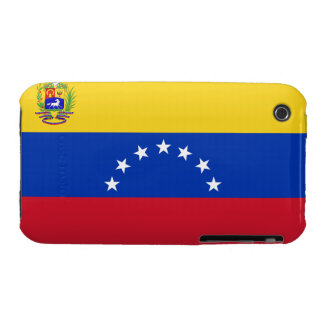 Venezuela Case-Mate iPhone 3 Cases