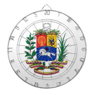 Venezuela Coat of Arms Dart Boards