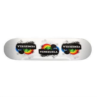 Venezuela con sabor a fruta linda patin personalizado