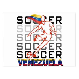 Venezuela Copa America Argentina 2011 Post Card