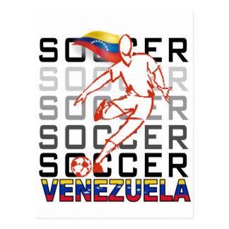 Venezuela Copa America Argentina 2011 Postcards