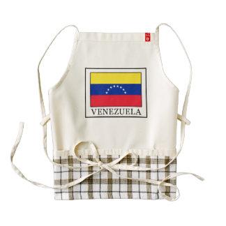 Venezuela Delantal Zazzle HEART