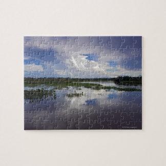 Venezuela, delta Amacuro, delta del Orinoco Puzzles Con Fotos