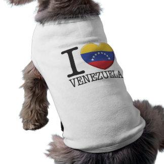 Venezuela Doggie Tee
