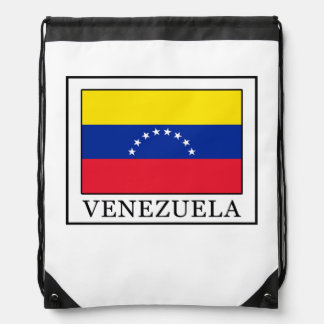 Venezuela Drawstring Backpack