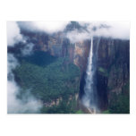 Venezuela, el Salto Ángel, parque nacional de Cana Postales