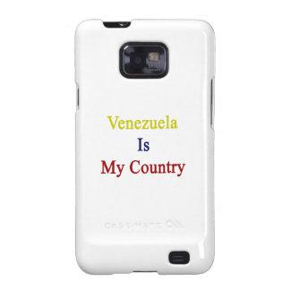 Venezuela es mi país galaxy s2 funda