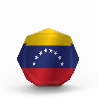 Venezuela flag award