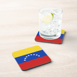 Venezuela Flag Coaster