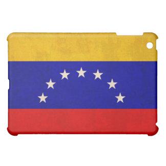Venezuela Flag Distressed iPad Case
