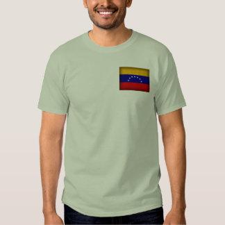 Venezuela Flag Distressed T-Shirt