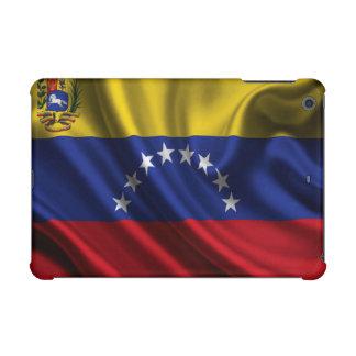 Venezuela Flag Fabric iPad Mini Cover