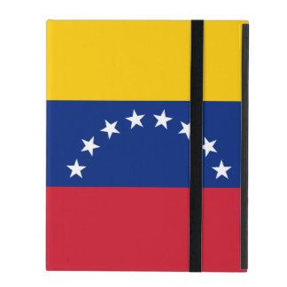 Venezuela Flag iPad Case