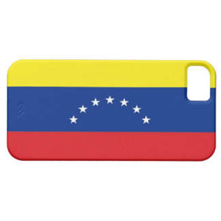 Venezuela Flag iPhone SE/5/5s Case