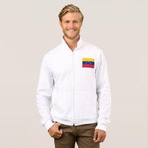 Venezuela flag jacket