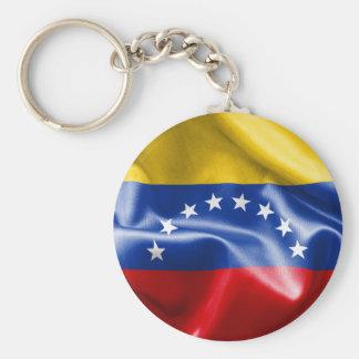 Venezuela Flag Keychain