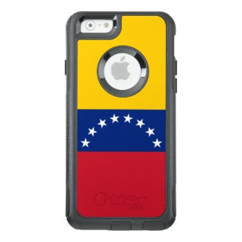 Venezuela Flag Otterbox Iphone 6/6s Case by wowsmiley at Zazzle