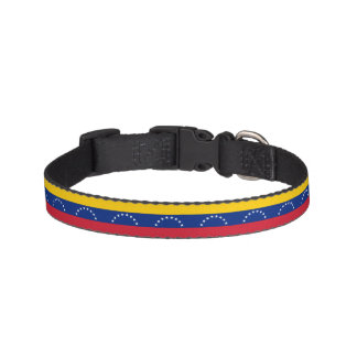Venezuela Flag Pet Collar