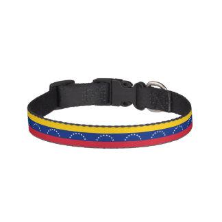Venezuela Flag Pet Collar