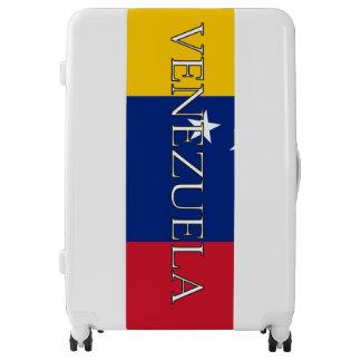 Venezuela Flag Pride Travel Luggage