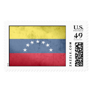 Venezuela Flag Stamps